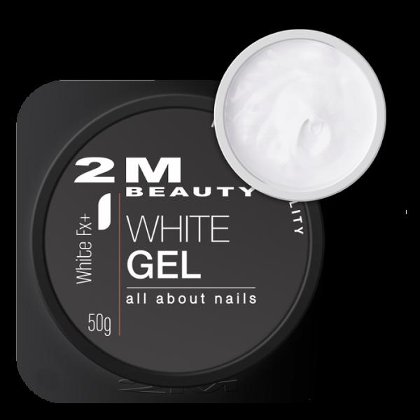 WHITE FX+ - BIJELI BUILDER GEL