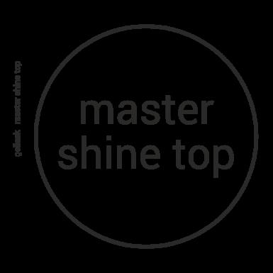 master shine top